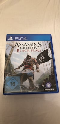 Assassins Creed IV Black Flag PS4 Spiel