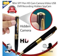Spy pen video recorder Mississauga, L5N 6Y6