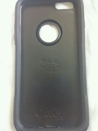black Otter Box iPhone case London, N6J 1V5
