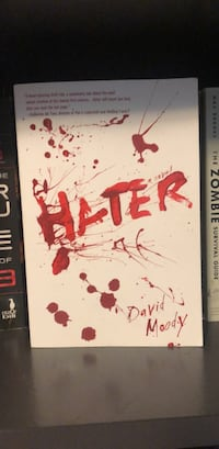 Hater by David Moody Mississauga, L5A 2J5