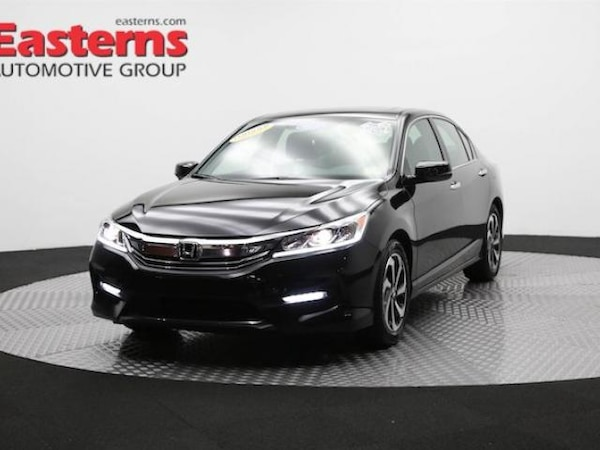 2017 Honda Accord EX