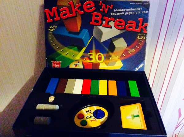 Make 'n' break spiel Ravensburger