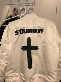 Weeknd jacket brand new with tags