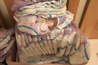 Huggies little movers size 5 and pull ups size 2t 3t Woodstock, 22664