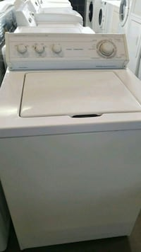 white top-load clothes washer 317 mi
