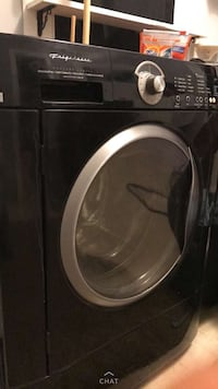 Washer n dryer  washer is high efficiency washer
