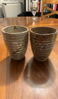 Handpainted Ceramic Cups Fairfax, 22030