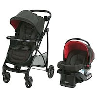 Gracias click connect travel system  Kitchener, N2M 2A6