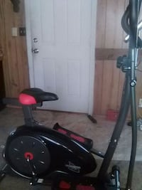 black and red elliptical trainer Lexington, 29073