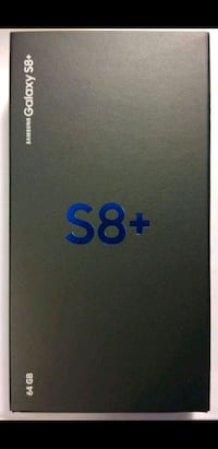 Brand New Sealed Samsung S8 Plus