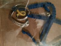 Yellow Ribbon strength and courage bracelet Bedford, 47421