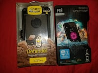 Lifeproof and outterbox Yuma, 85365