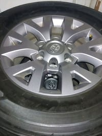 toyota tires for sale. less than 25000 miles