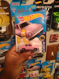 Simpsons car Weslaco, 78596