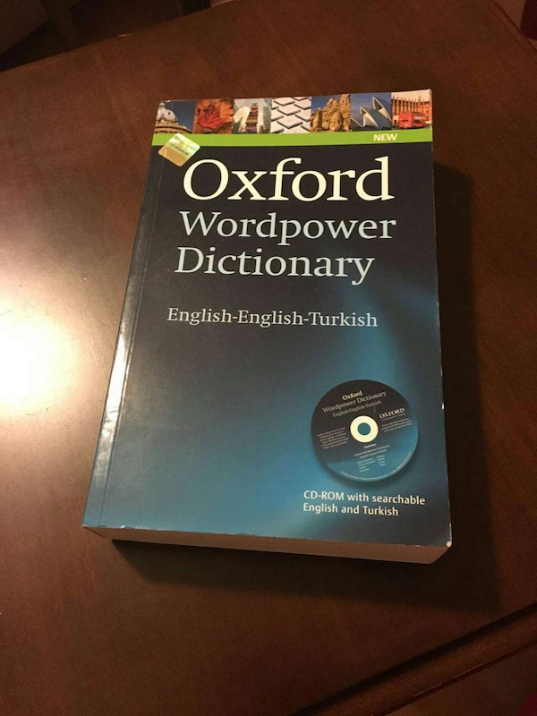 oxford wordpower dictionary  Used Oxford wordpower dictionary for sale in İstanbul - letgo