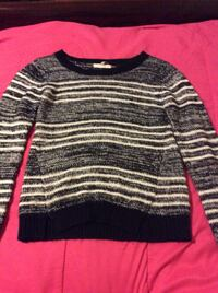 black and white striped sweater Alton, 78573