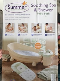 Summer Infant Deluxe Baby bather box Lorton, 22079