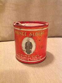 Prince Albert in a Can, collectible
