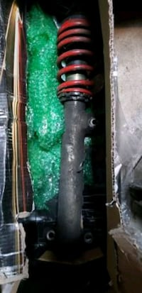 Front and rear suspension, struts and coils/ H&R Coilovers E36 M3 Beltsville, 20705