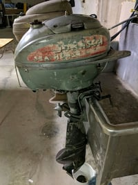 Vintage Johnson outboard motor Toronto, M5N 1A2