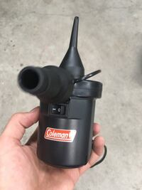 Coleman Air Mattress Pump (MODEL  HB-55100B - 120VAC 60Hz)  Toronto, M5A 0E9