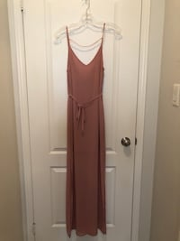 Salmon long dress Brampton, L6P 3P5
