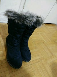 Cougar snow fur boot