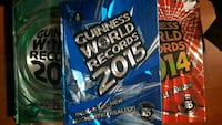 Guiness Book of World Records 2015  Edmonton, T5Y 1A7