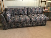 QUALITY SECTIONAL/QUEEN SOFA BED 786 km