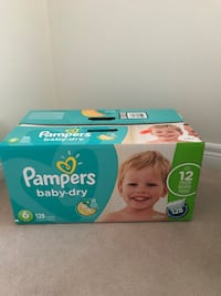 Baby Dry Pamper Size 6 Diapers