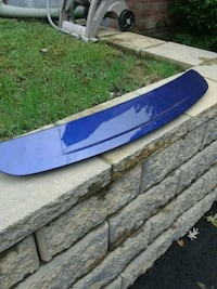 Rear spoiler for Chevy cobalt with hardware Wilmington, 01887