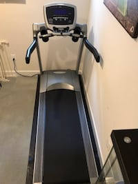 The Vision Fitness T9600 Treadmill - Top-of-the-Line Model - $1999 (Northern VA) 26 km