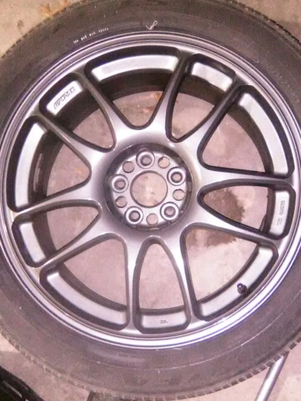 Rims for sale not tires they are no good 6b22c801-0f57-4c70-8bca-5224b4296f94