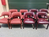 OFFICE  CHAIRS (($50 EACH)) Bel Air, 21014