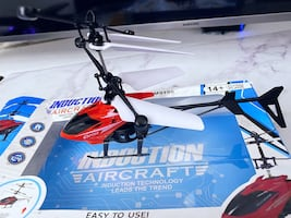 Infrared Induction Aircraft Helicopter