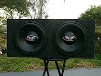 Rock Solid Thunderous Ground Shaking Speaker Box Orlando, 32812