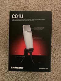 CO1U microphone - new WASHINGTON