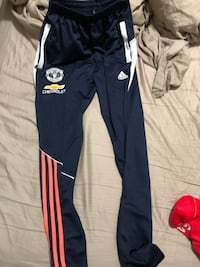 Manchester United x Adidas Track Pants Toronto, M2K 1G8