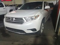 2011 Toyota Highlander Houston