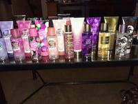 Victoria secrets lotion and body spray sets Halethorpe, 21227