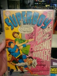 Old comics $3-$7 each  Yucca Valley, 92284