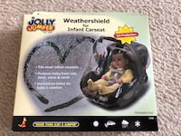 Jolly jumper weathershield for infant carseat Cambridge, N1T 0A2