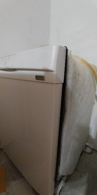 Kenmore fridge, cooktop stove and dishwasher
