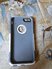 gray and white Otter box iPhone case Provo, 84606