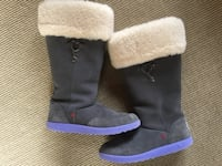 Ugg Tall Boots Girls Size 5 / Women's Size 6.5-7 Ashburn