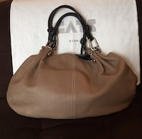 CATS MADRID Pebbled Leather Handbag & Dustbag—Excellent Condition Vienna, 22180
