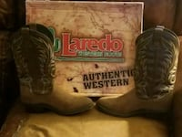 Laredo cow girl boots  Red Lion, 17356