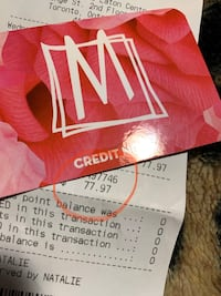 M Boutique Gift Card