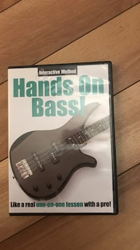 Learn to play bass dvd