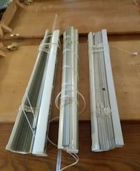 Metal blinds three